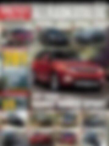 ALLRADKATALOG Der neue Range Rover Sport (Vorschau)