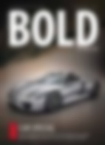 BOLD CAR No.01