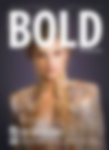 BOLD THE MAGAZINE No.15