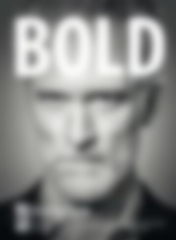 BOLD THE MAGAZINE No.19