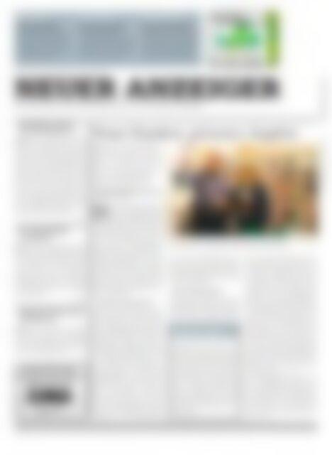 Neuer Anzeiger 16 Januar 2015