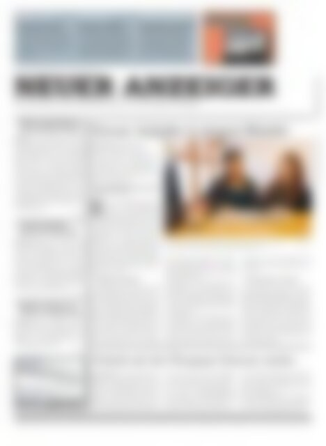 Neuer Anzeiger 6 März 2015