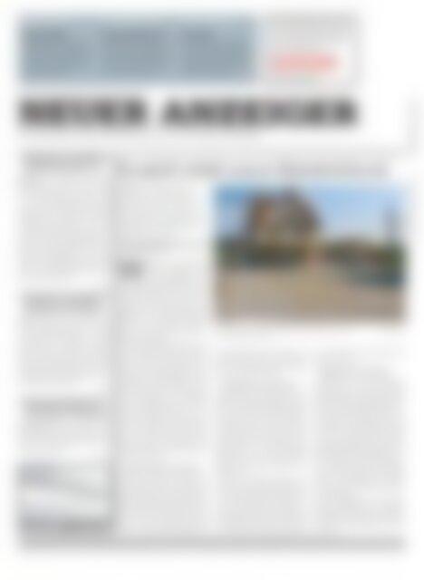 Neuer Anzeiger 14 August 2015