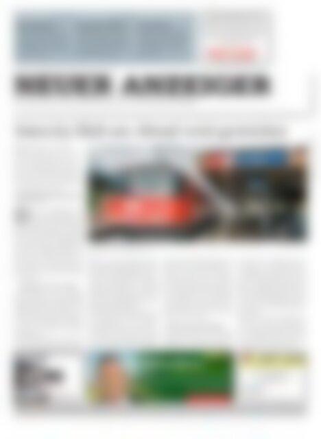 Neuer Anzeiger 25 September 2015