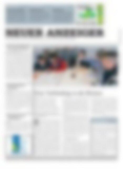 Neuer Anzeiger 18 Dezember 2015