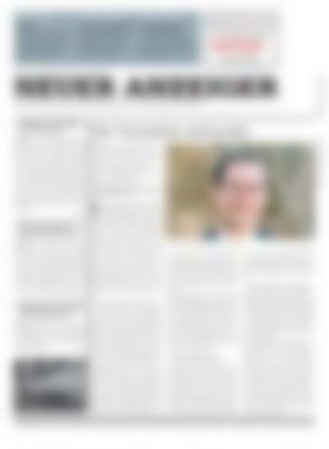 Neuer Anzeiger 25 Januar 2013