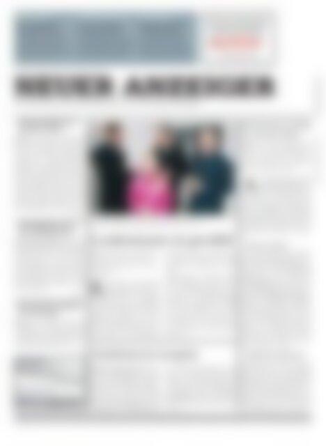 Neuer Anzeiger 5 März 2013
