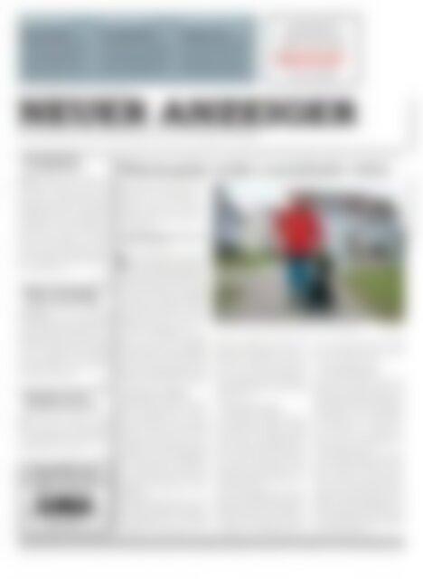 Neuer Anzeiger 8 März 2013