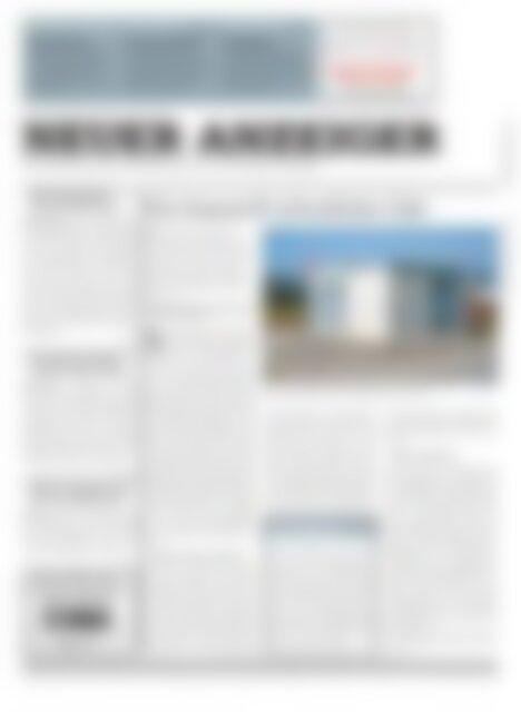 Neuer Anzeiger 26 April 2013