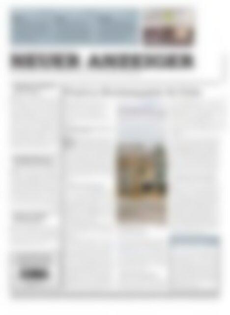 Neuer Anzeiger 8 Mai 2013