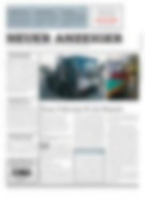Neuer Anzeiger 31 Mai 2013