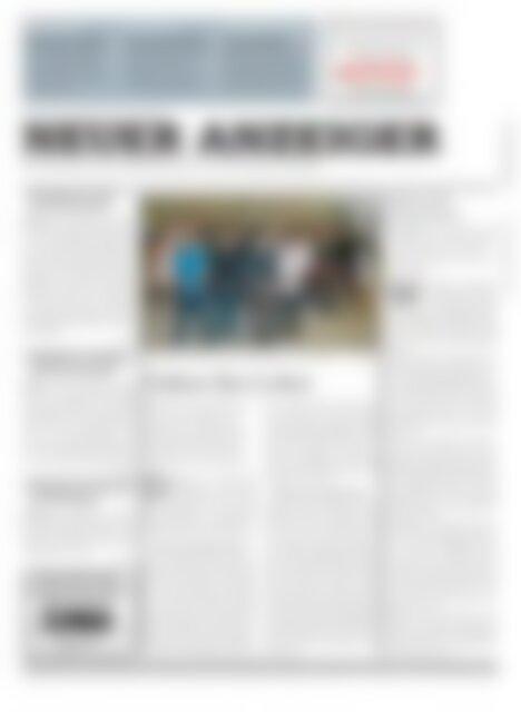 Neuer Anzeiger 28 Juni 2013