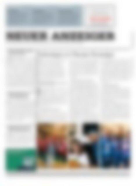 Neuer Anzeiger 5 November 2013