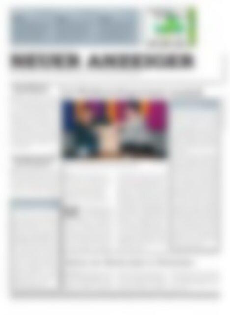 Neuer Anzeiger 17 Januar 2014