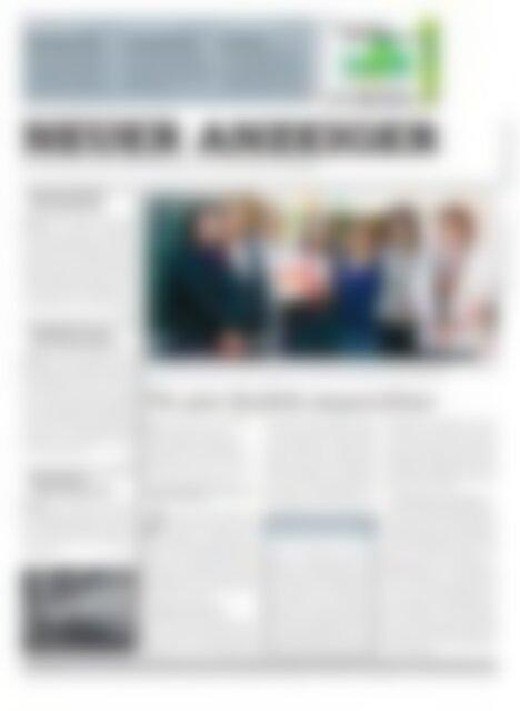 Neuer Anzeiger 21 Februar 2014