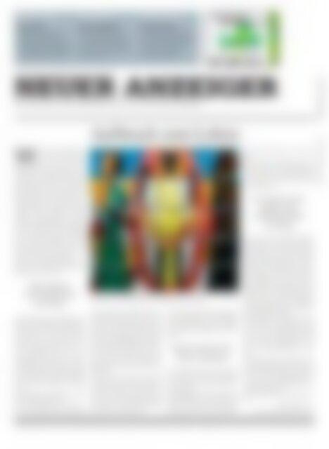 Neuer Anzeiger 17 April 2015