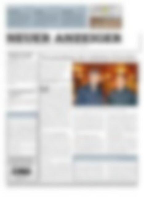 Neuer Anzeiger 23 Mai 2014