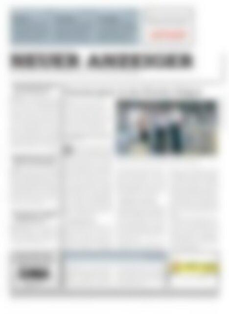 Neuer Anzeiger 27 Juni 2014