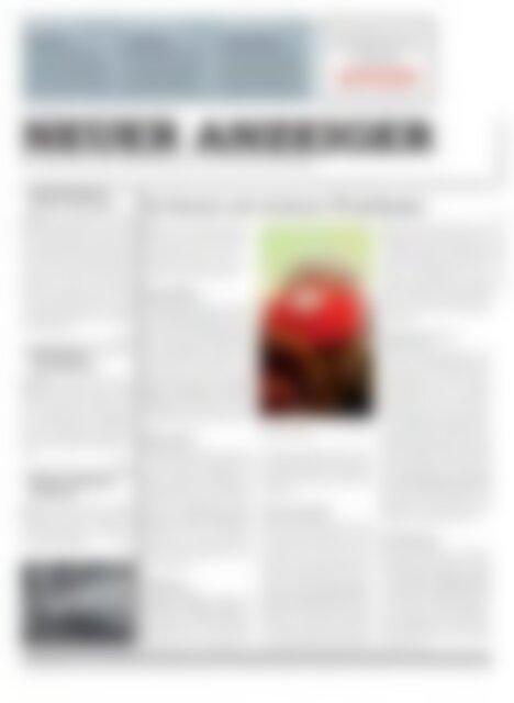 Neuer Anzeiger 31 Juli 2014