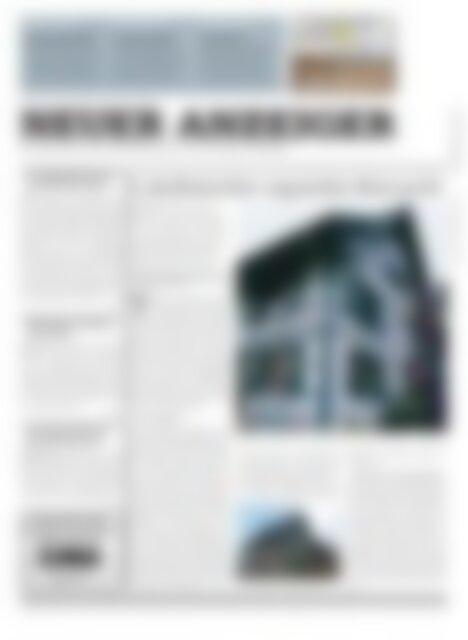 Neuer Anzeiger 15 August 2014