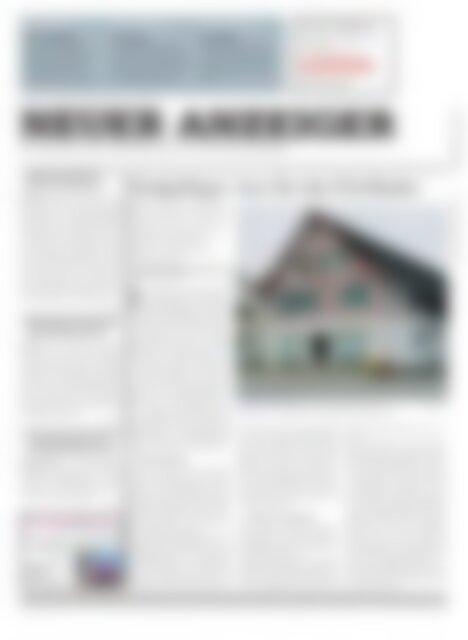 Neuer Anzeiger 10 Oktober 2014