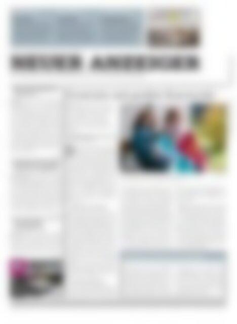 Neuer Anzeiger 7 November 2014