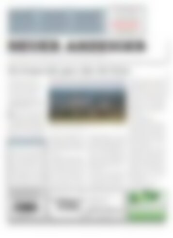 Neuer Anzeiger 13 Mai 2016