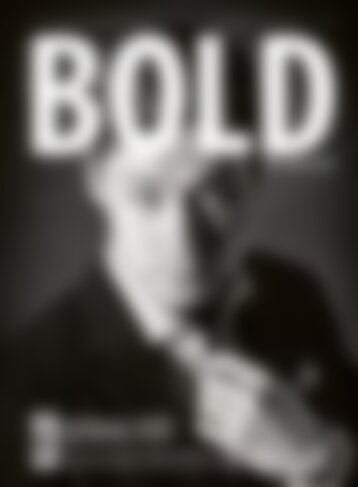 BOLD THE MAGAZINE No.28