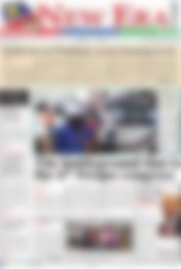New Era Newspaper Thursday November 23, 2017