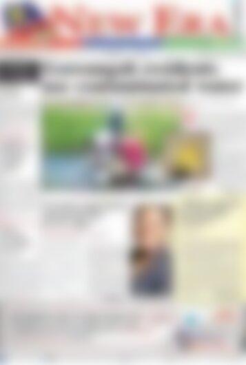 New Era Newspaper Wednesday January 17, 2018