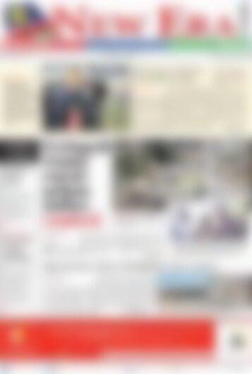 New Era Newspaper Monday February 5, 2018