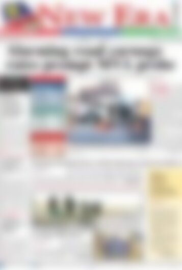 New Era Newspaper Monday March 12, 2018