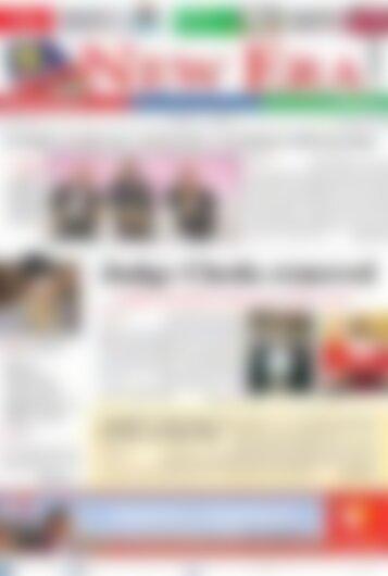 New Era Newspaper Friday April 20, 2018