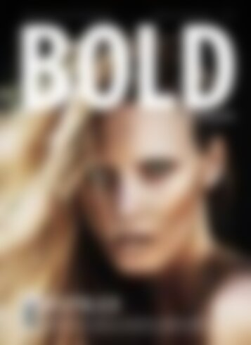 BOLD THE MAGAZINE No.03
