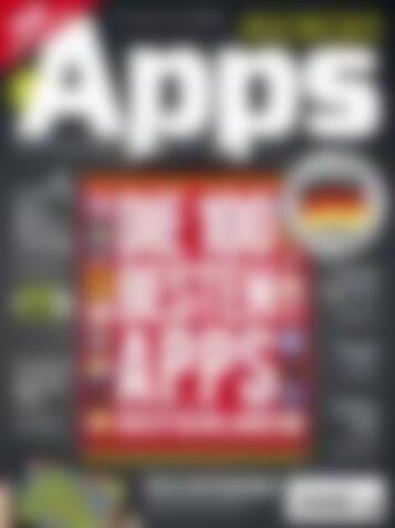 Android Apps Die 100 besten Apps für Deutschland (Vorschau)