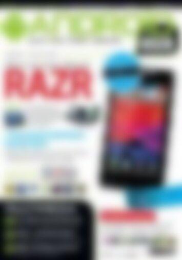 Android User RAZR (Vorschau)