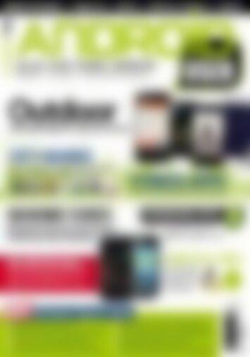 Android User Outdoor - Die besten Apps für viel Fun im Freien (Vorschau)
