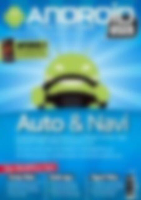 Android User Auto & Navi (Vorschau)