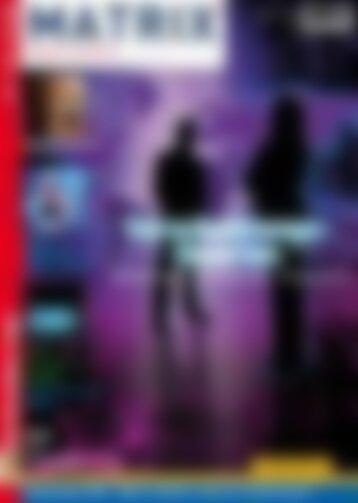 Matrix3000 Verschwörungstheorien (Ausgabe 63) (Vorschau)