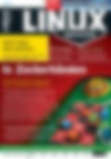 Linux-Magazin In Zockerhänden (Vorschau)