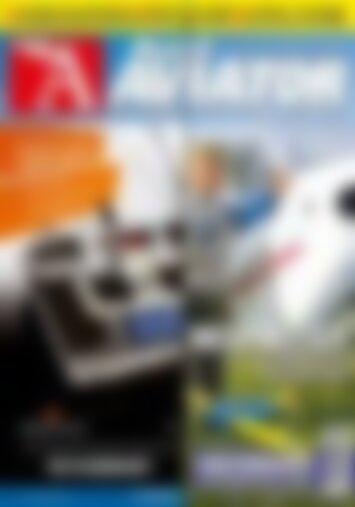 Modell AVIATOR Bestseller, Cessna 172 S von Graupner (Vorschau)