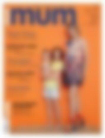 Luna + mum mum: Ausgabe 2/2012: Heidi Klum - Kinder und Karriere (Vorschau)