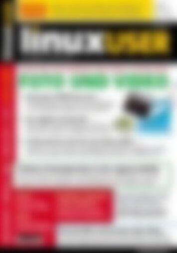 LinuxUser Foto und Video (Vorschau)