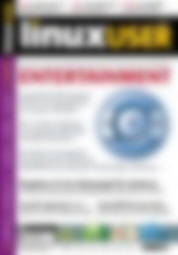 LinuxUser Entertainment (Vorschau)