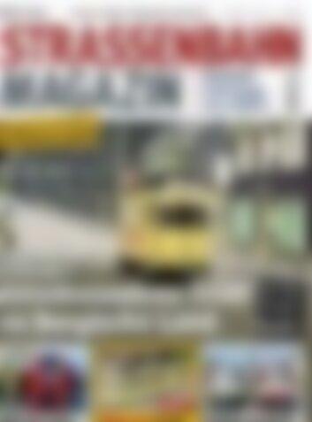 STRASSENBAHN MAGAZIN Verschwundene Tram ins Bergische Land (Vorschau)