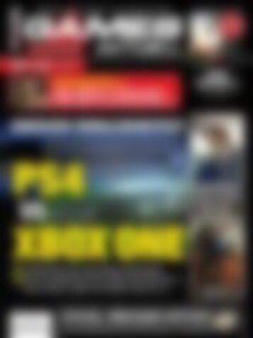 Games Aktuell Magazin Großer Vergleichtstest - PS4 vs. XBox One (Vorschau)
