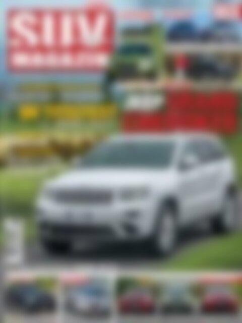 SUV MAGAZIN Jeep Grand Cherokee (Vorschau)