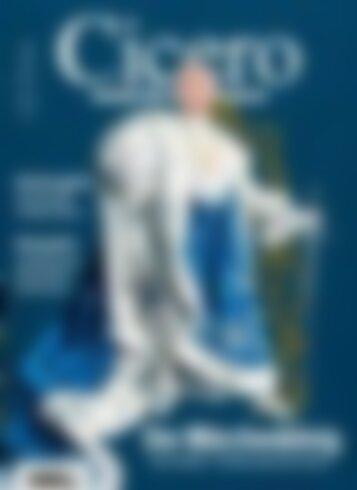 Cicero Der Märchenkönig: Horst Seehofer - ein Bayer regiert Deutschland (Vorschau)