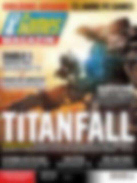 PC Games Magazin Titanfall (Vorschau)