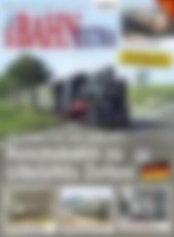 BAHN EXTRA Reichsbahn zu Ulbrichts Zeiten (Vorschau)